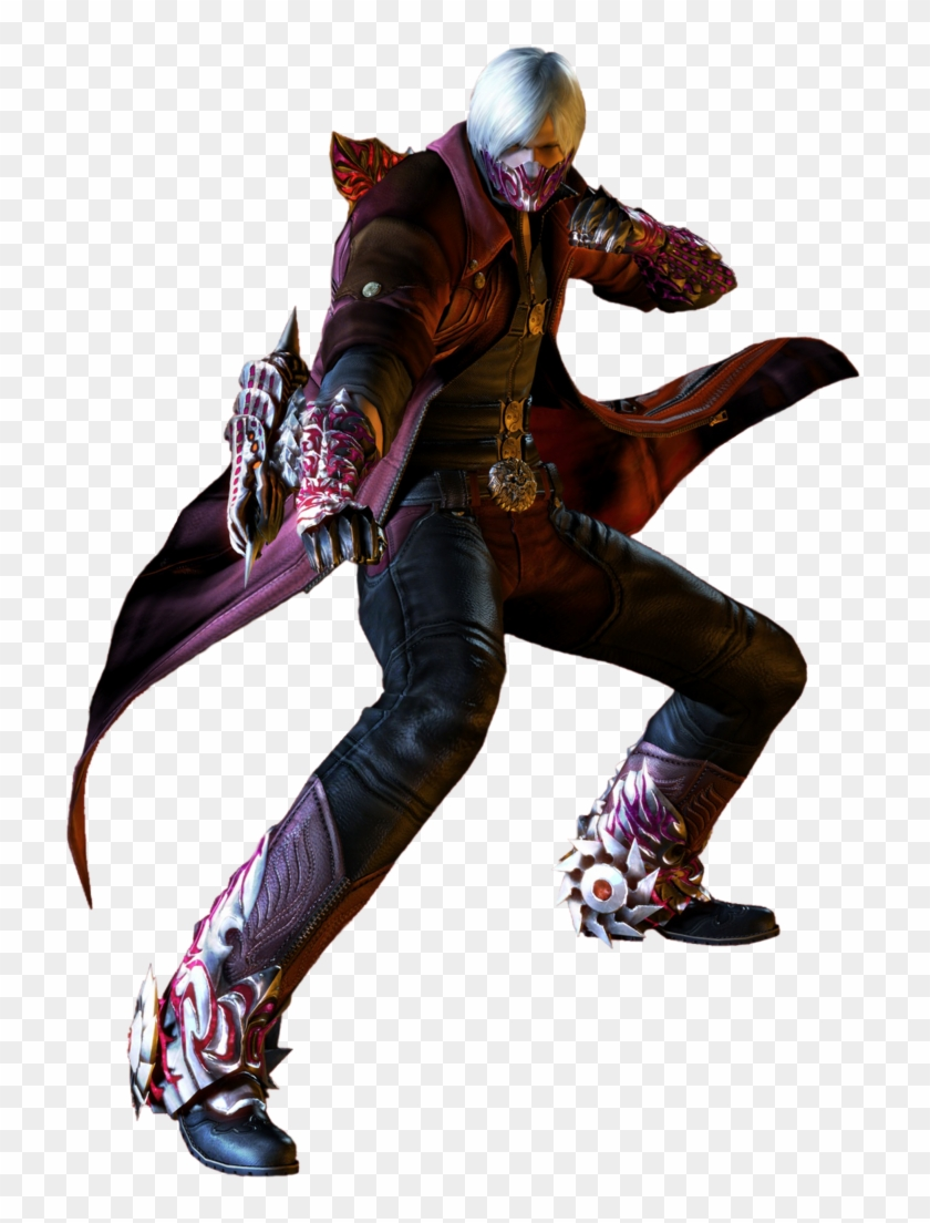 Battles Comic Vine Devil May Cry 4 Dante Gilgamesh Hd