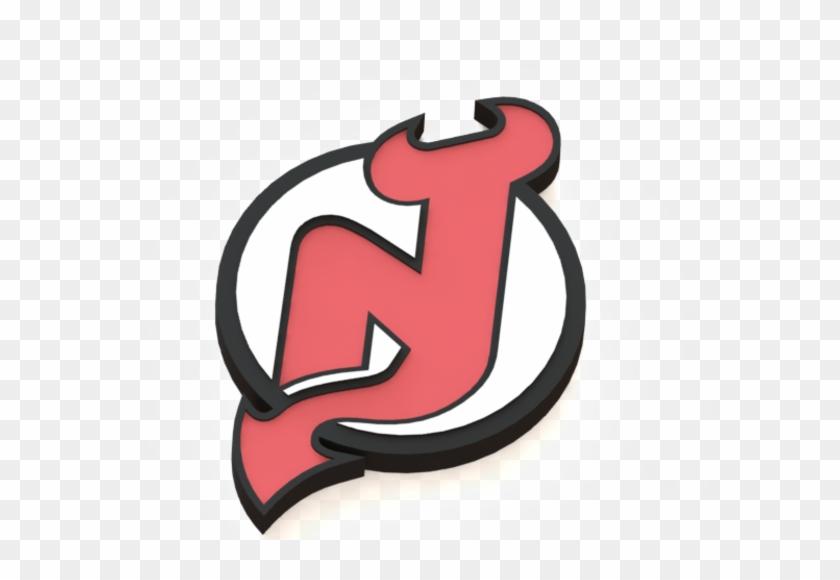 New Jersey Devils Logo Png New Jersey Devil Logo Png Clipart 1948136 Pikpng