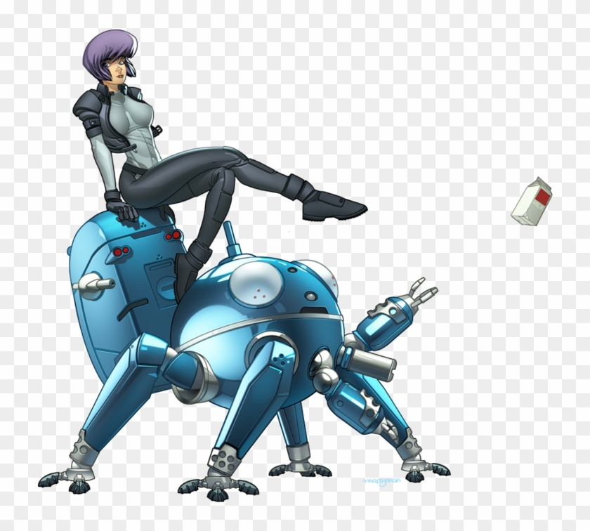 Ghost In The Shell Ghost In The Shell Png Clipart 1949804 Pikpng
