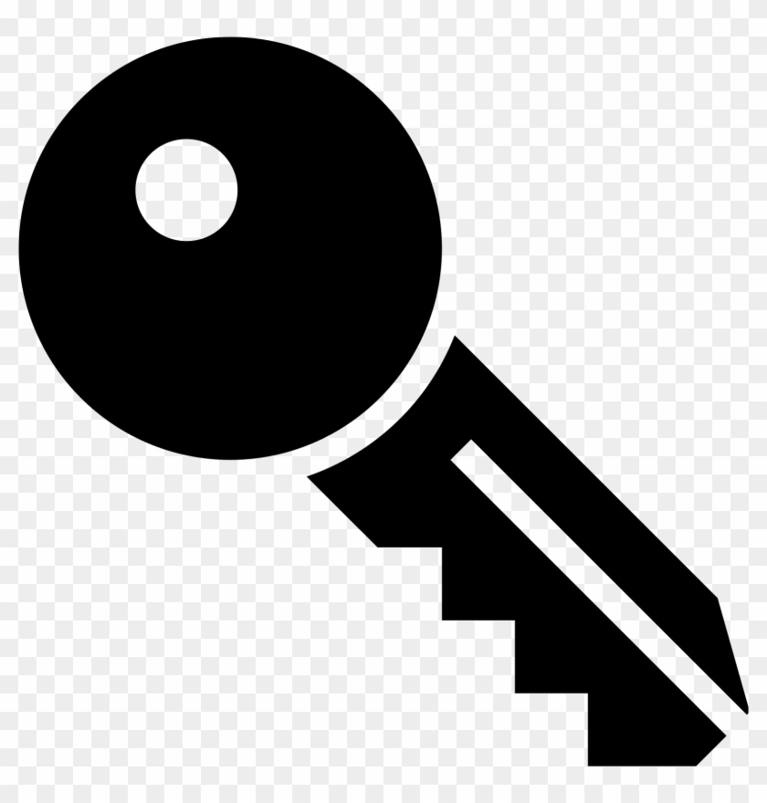 Collection Of Free Key Vector Logo - Easy To Draw Keys Clipart #1962216