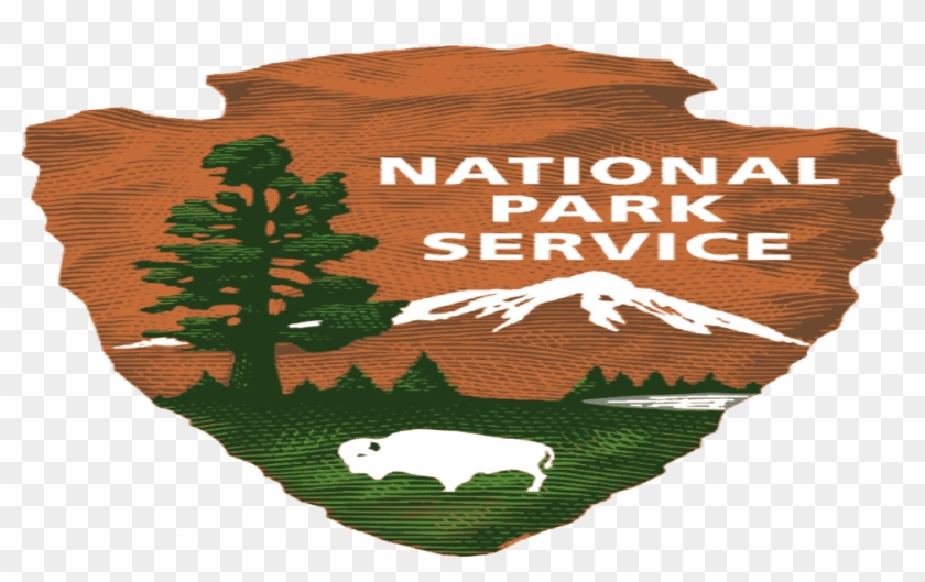 Redwood National And State Parks, This Week's National - National Parks Service Logo Png Clipart #1964461