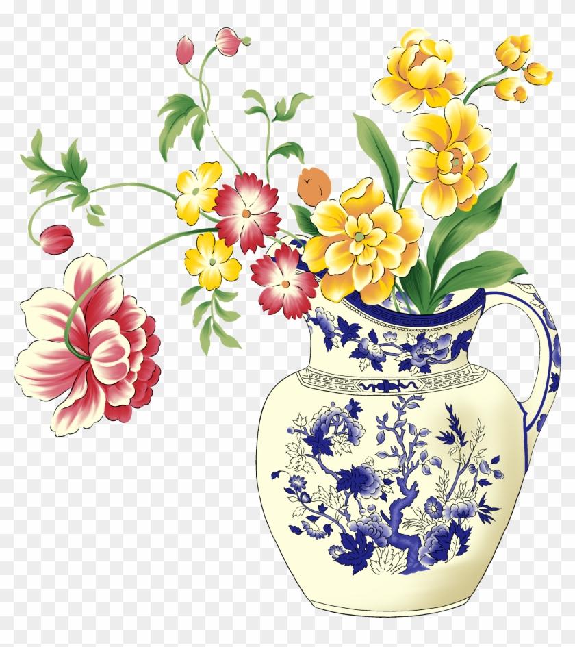 Vase Png - Flower Vase Desktop Icon Png Clipart #1971210