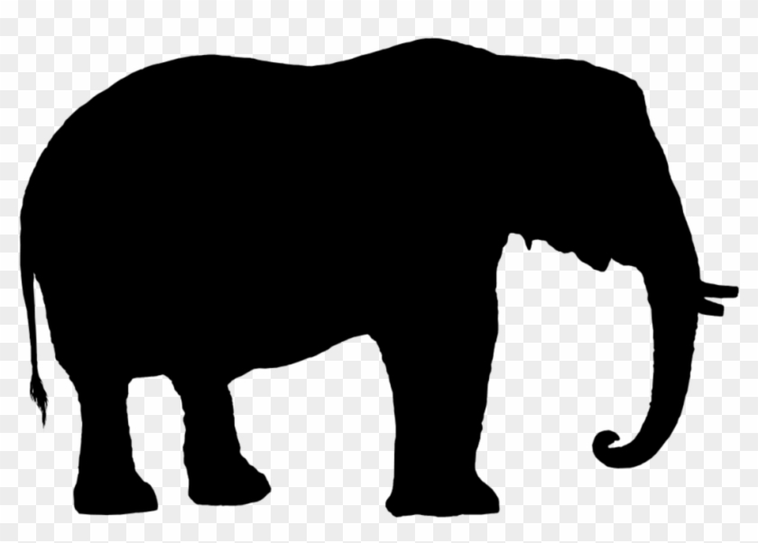 Elephant Silhouette Elephant Silhouette Elephant Silhouette Png Clipart 1978090 Pikpng Drawing art elephant painting sketch, elephant, two gray elephants. elephant silhouette png clipart