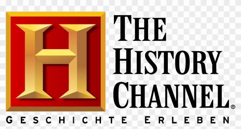 The History Channel-logo - History Channel Clipart #1979063