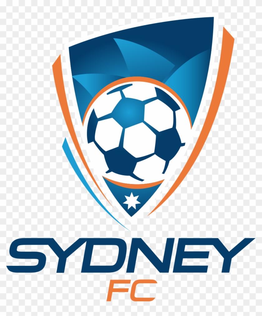 Sydney Fc Youth Team Logo - Sydney Fc Vs Brisbane Roar Clipart #1980279