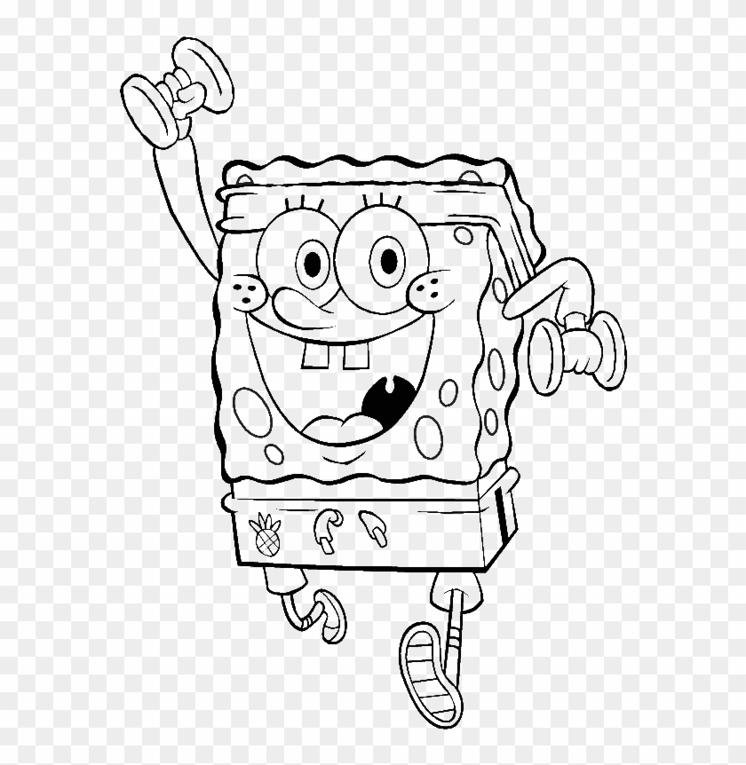 Free Spongebob Coloring Pages Online, Download Free Clip Art, Free ...   862x840