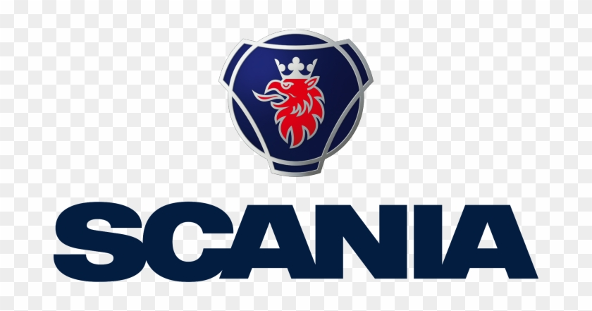The Famous Scania Logo With The Griffin Has Lost Its - Scania Logo 2017 Clipart #1984154
