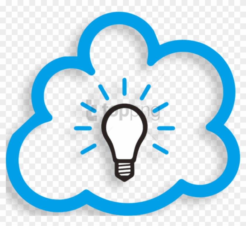 Free Png Idea Cloud Png Image With Transparent Background - Idea Cloud Clipart #1996678