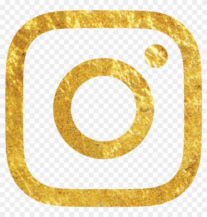 Kisspng Social Media Gold Logo Brand Instagram 5af6c178565af6 - Social Media Logo Gold Png Clipart #23258