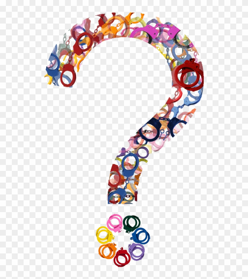 Cool Question Marks - Creative Question Mark Png Clipart #24360
