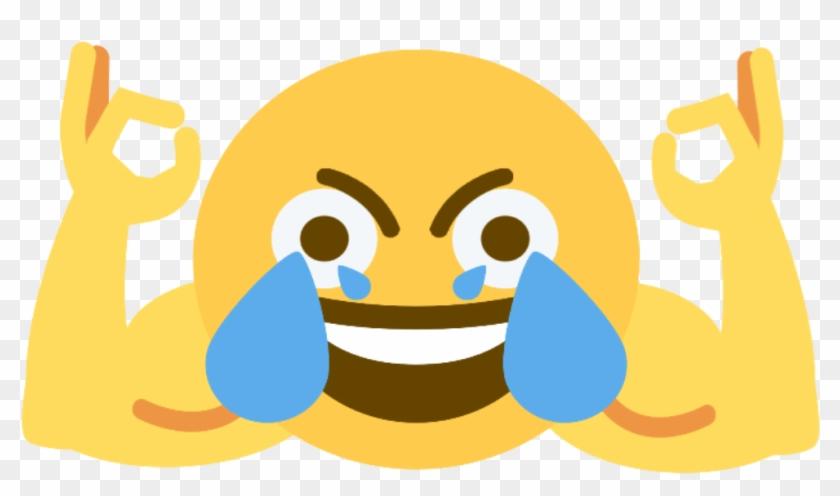 Download Laughing Crying Emoji Meme Png   PNG & GIF BASE