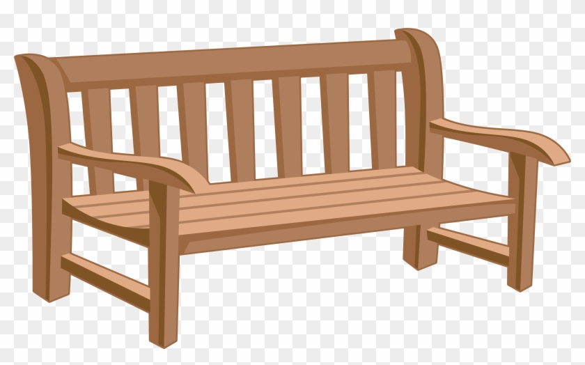 Park Png Image Gallery Yopriceville High Quality - Clip Art Park Bench Transparent Png #26372