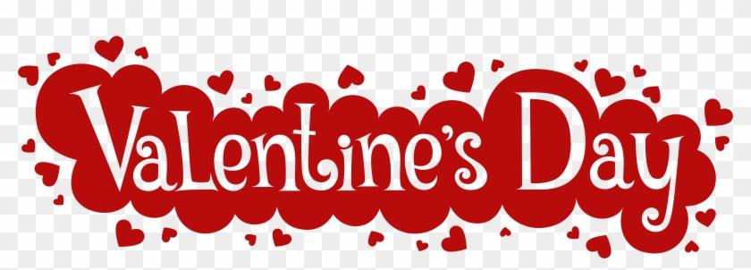 Happy Valentine's Day Transparent Background Clipart #26808