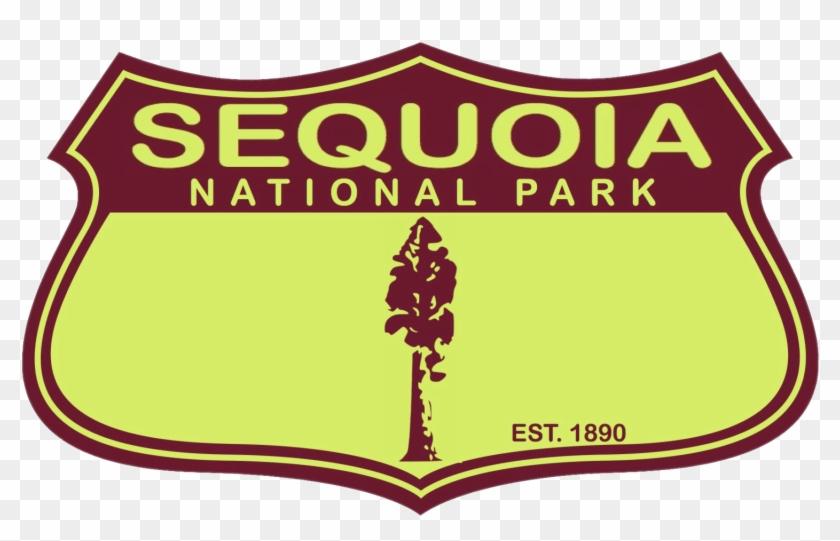 Sequoia National Park Logo - Grand Canyon National Park Clipart #26835