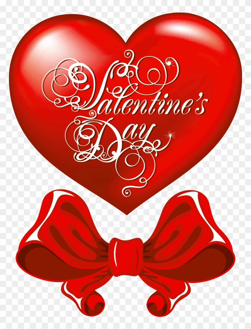 Happy Valentines Day Png - Valentine Day Time Table 2019 Clipart #27643