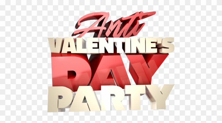 Anti-valentines Day - Anti Valentines Day Png Clipart #28145