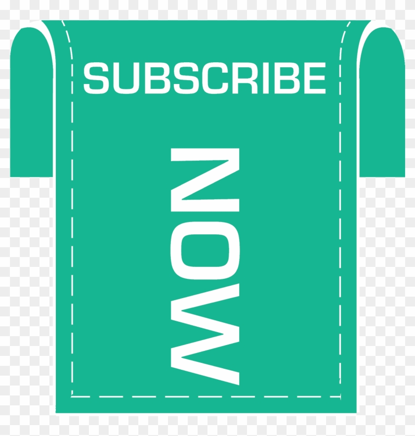 Youtube Subscribe Button Transparent - Graphics Clipart #200621