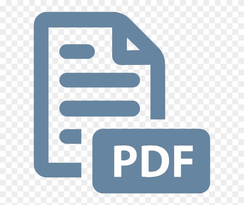 Download Brochure - Pdf Clipart #201501