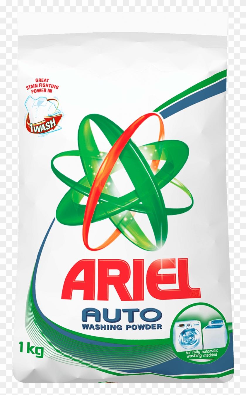 Image - Ariel Hand Washing Powder Clipart #201782