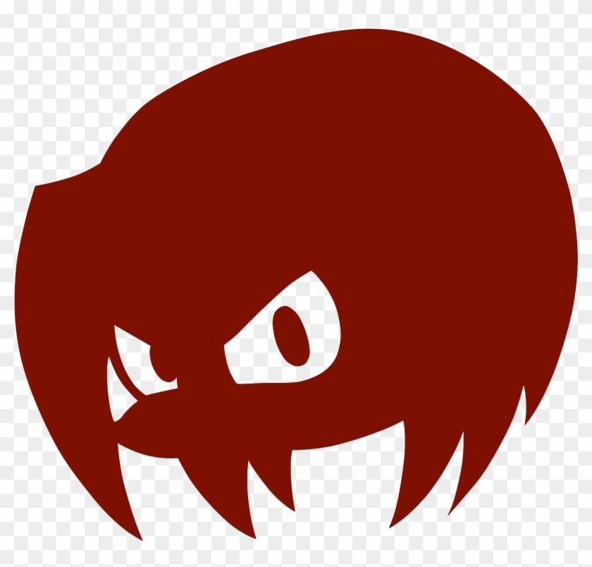 Sonic Fc Wrecker Head Logo 03j Sparks D7m64zc Sonic Head Clipart