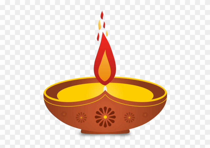Diya Diwali Png Image File - Diwali Diya Png Hd Clipart #207976