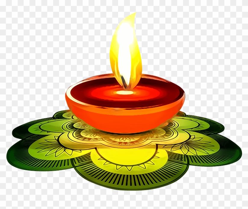 Diwali Png Images Photos Deepavali Transparent Pics - Diwali Diya Png File, Png Download #208522