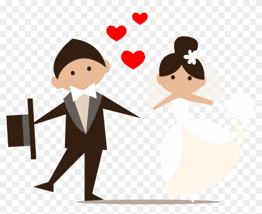 Wedding Clipart Png Image - Wedding Clipart Transparent, Png Download #208723