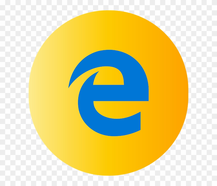 Download Microsoft Edge Icon Svg Eps Png Psd Ai Vector Internet Explorer Edge Clipart 2006294 Pikpng