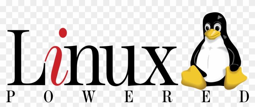 Linux Logo Png Transparent - Tux Linux Logo Vector Clipart #2013357