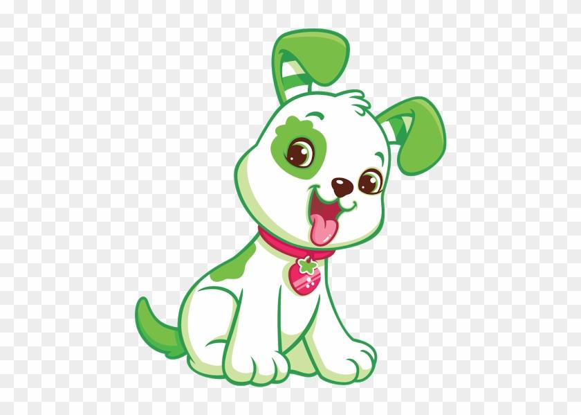 Strawberry Shortcake Clipart Strawberry Shortcake Cartoon Dog