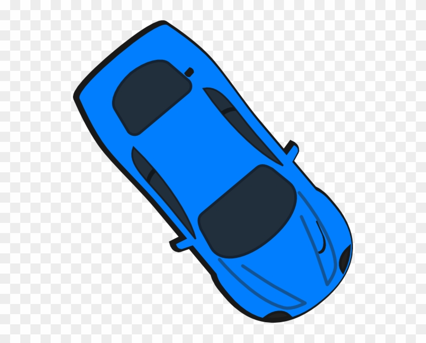 310 Svg Clip Arts 552 X 597 Px - Car Icon Top View - Png Download #2027957