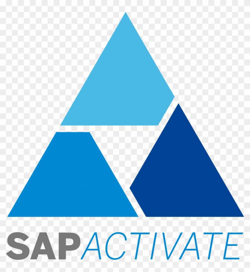 """Sap S/4hana How To """"manage Your Solution"""" With Sap - Sap Activate Methodology Clipart #2032723"""