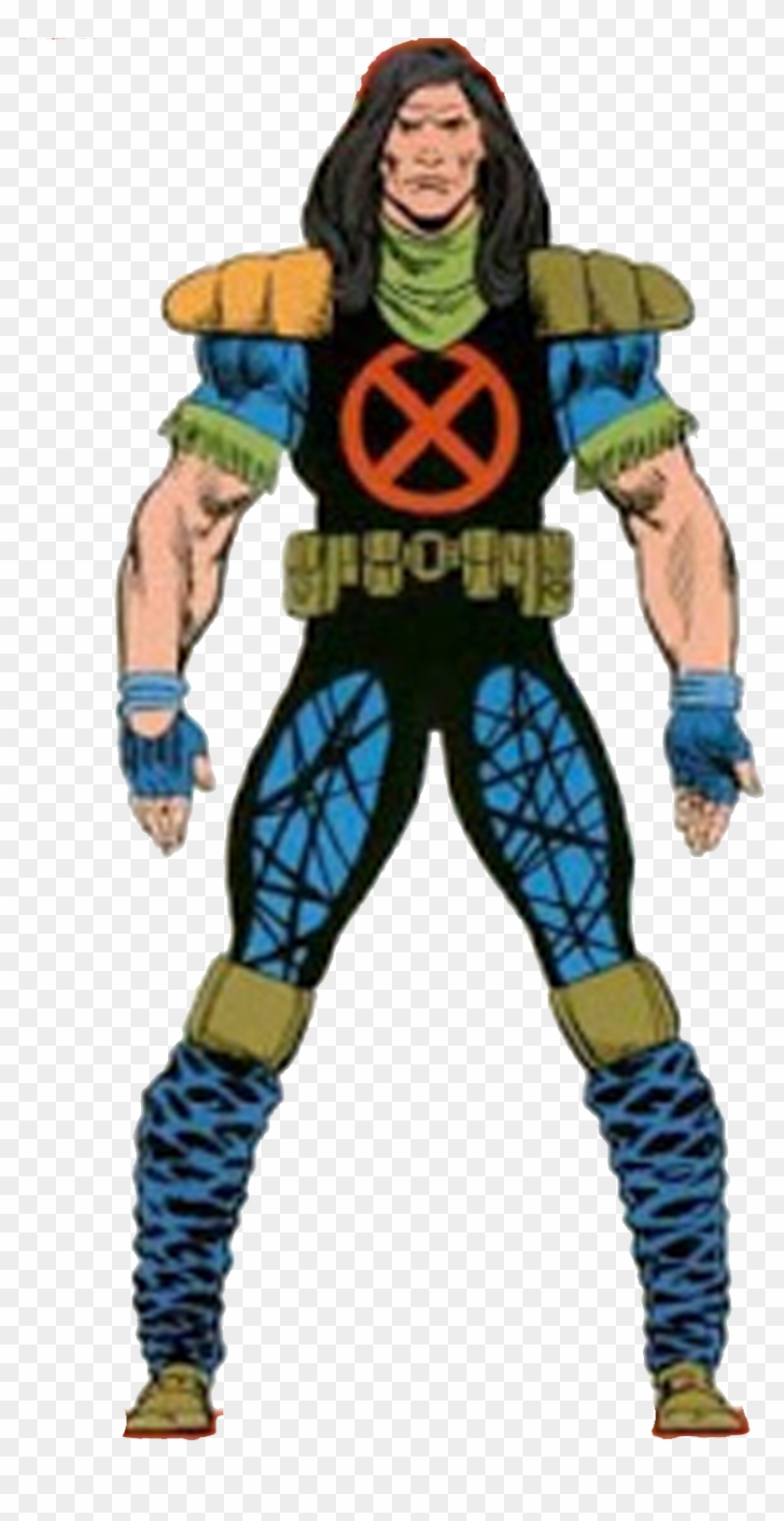Era Do Apocalypse - X Force Characters In Deadpool 2 Clipart #2036766
