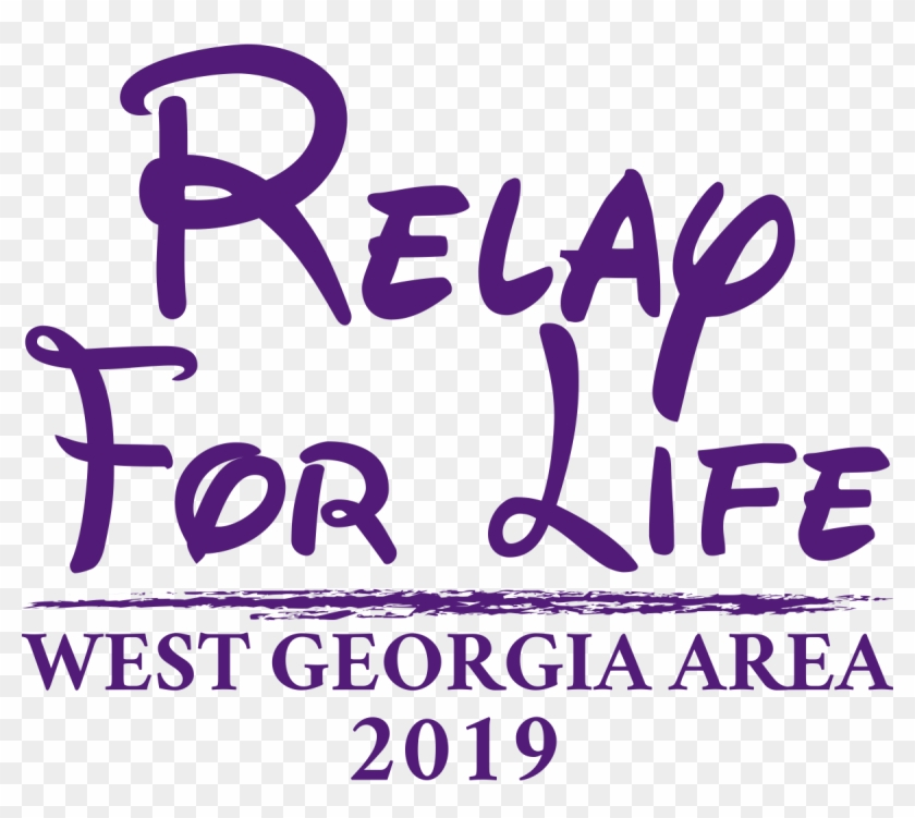 Wga Relay For Life - Poster Clipart #2045316