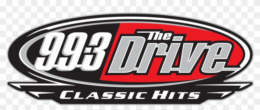 3 The Drive - 106.7 The Drive Clipart #2045988