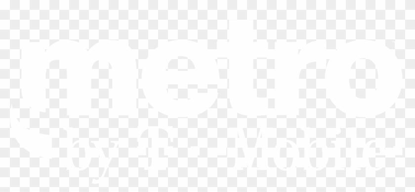 New Metro By Tmobile Png Download Metropcs Logo Png White