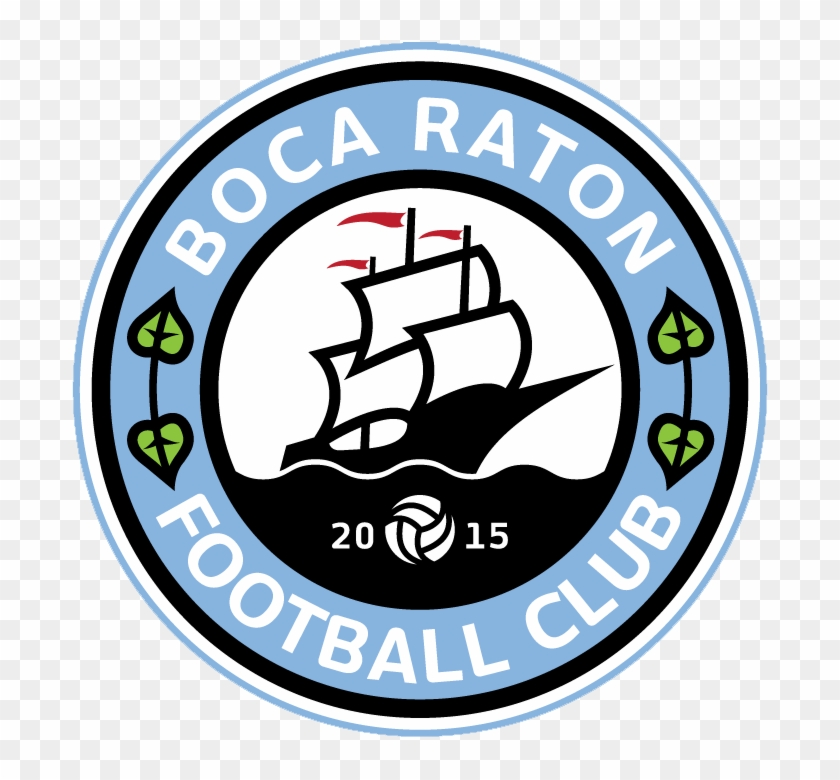 Boca Raton Fc - Boca Raton Rugby Football Club Clipart #2052663