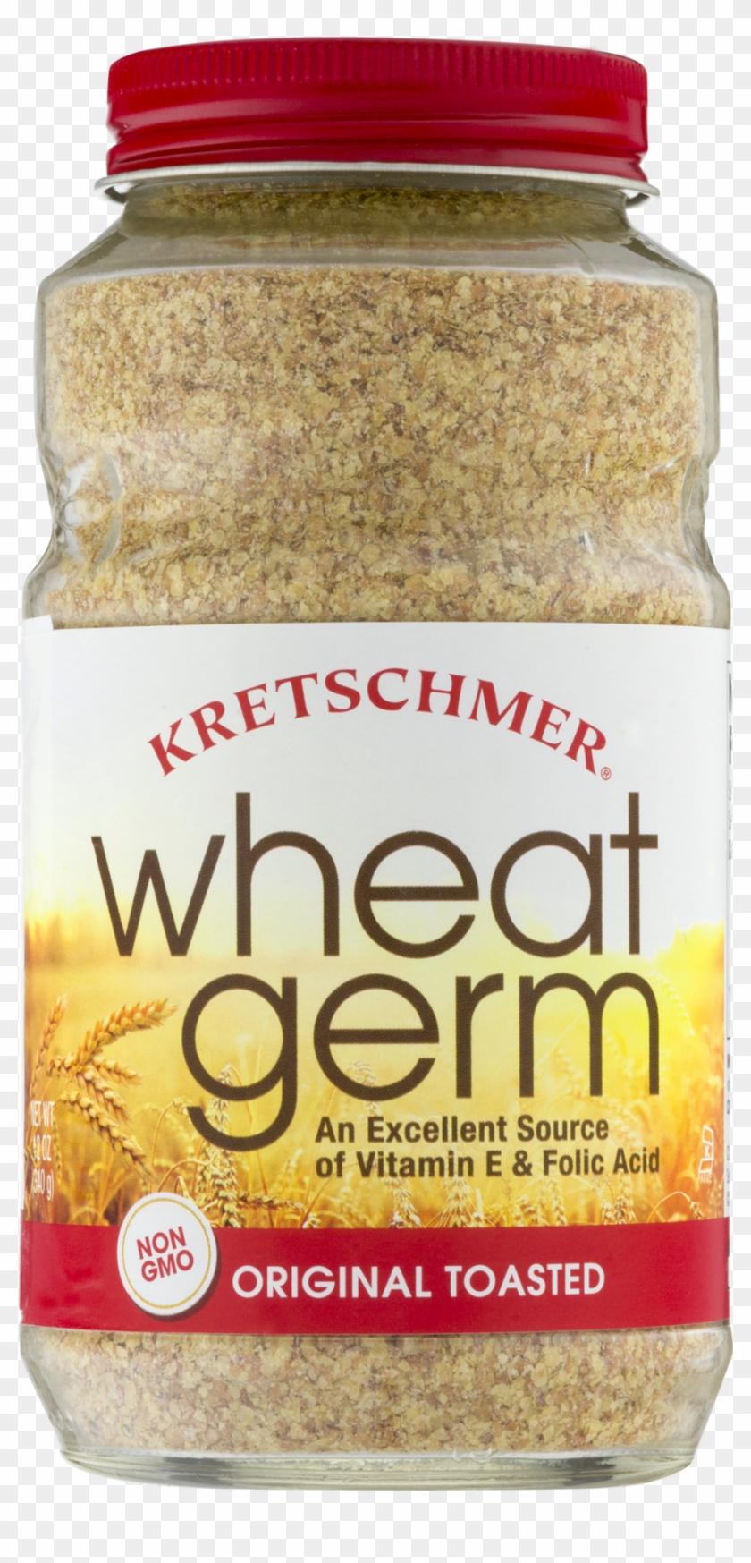 Kretschmer Original Toasted Germ Oz Walmart Com - Kretschmer Wheat Germ Clipart #2073443