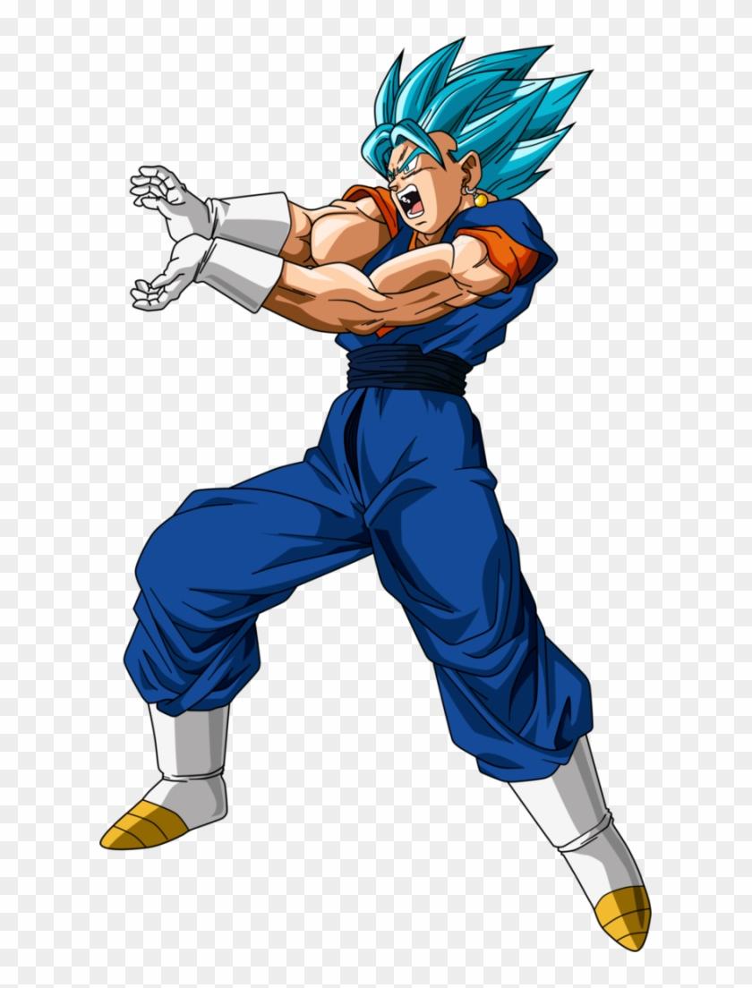Gogeta - Dragon Ball Super Vegetto Png Clipart #2080381
