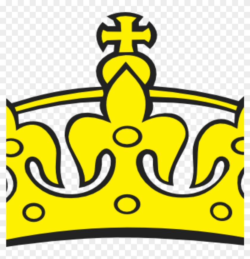 Crown Images Clip Art Queen Crown Clip Art Clipart - King Crown Clip Art Black And White - Png Download #2082061