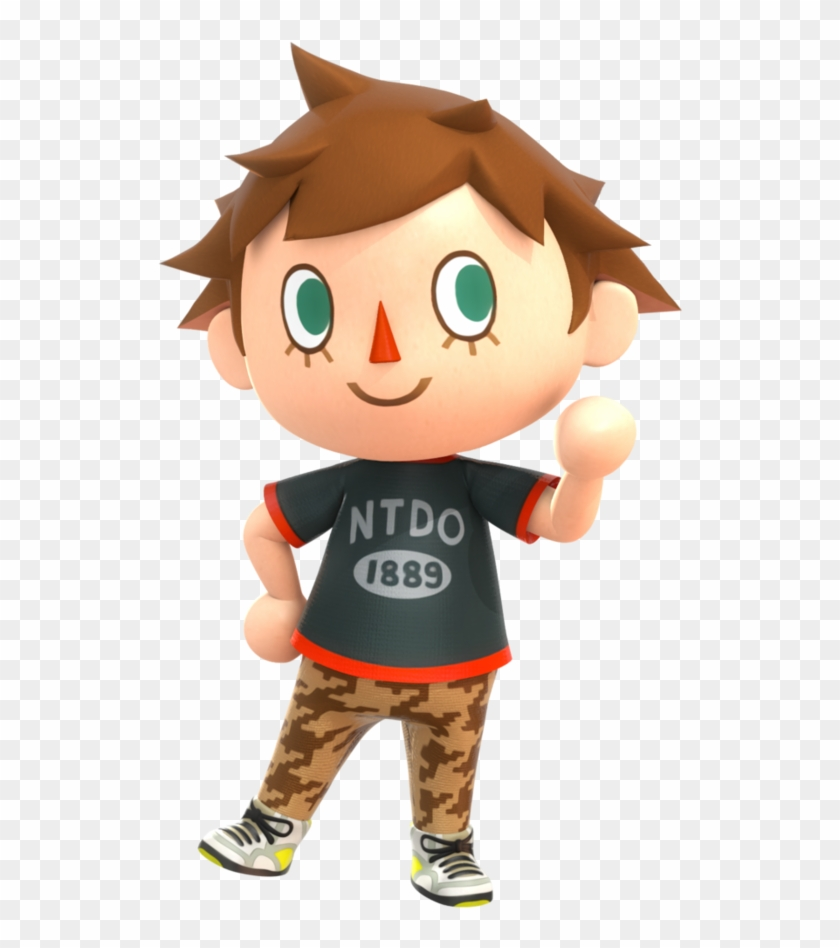 Png Animal Crossing Villager Boy Clipart 2084376 Pikpng