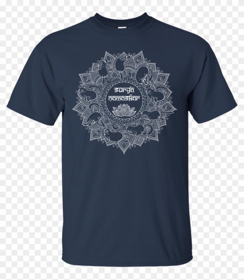 Suruya Namaskar Tank Tops & T-shirts - 40 Birthday Men T Shirts Clipart #2086804