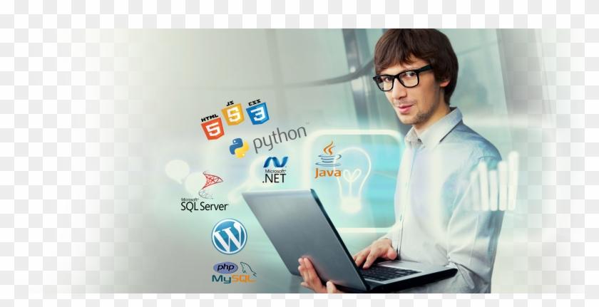 Verto India Software Company In Gwalior Delhi - Free Html5 Web Design Template Clipart #2092684