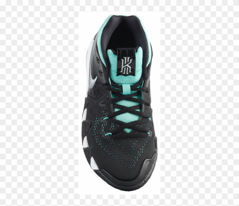 Nike Kyrie 4 Gs Aa2897-390 Grade School Shoes Tropical - Running Shoe Clipart #2094691