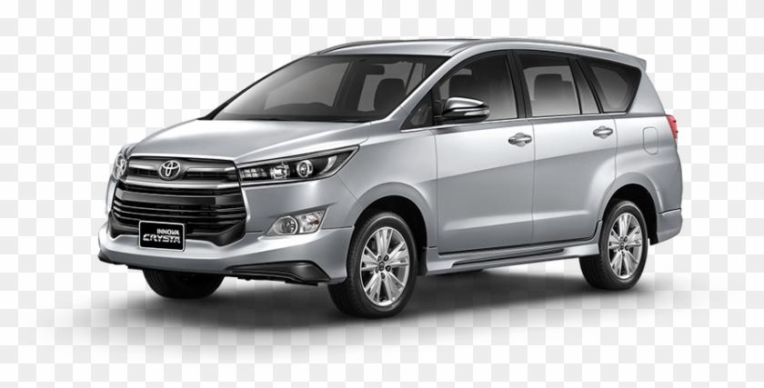 Toyota Innova - Toyota Innova Crysta Png, Transparent Png #2098199