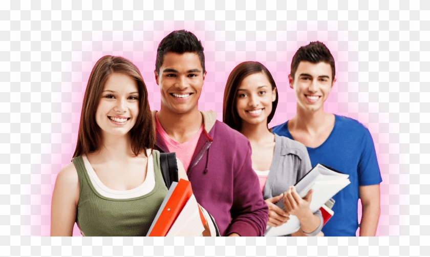 Images Of Students - Students Studying Clipart #212316