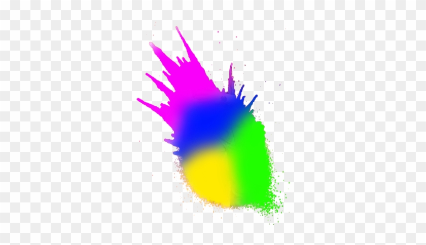 Holi - Png Holi Colour Clipart #212957