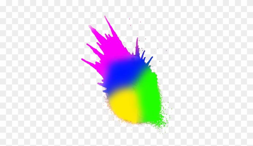Holi - Png Holi Colour, Transparent Png #212957