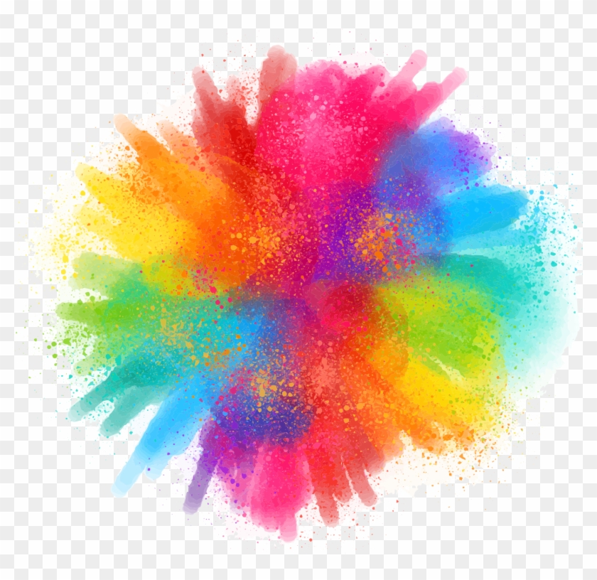 Download - Holi Clipart #213112