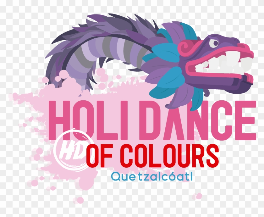 Danse Clipart Holi - Graphic Design, HD Png Download #213264